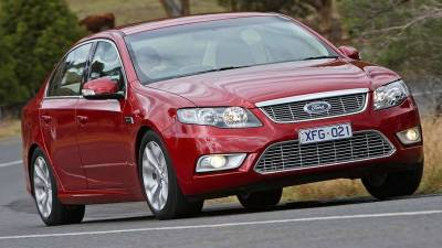 FG Ford Falcon G6E used review   2011-2012   CarsGuide