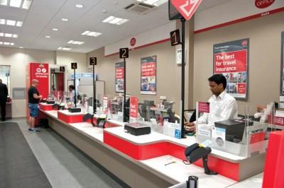 Post Office branch modernisation programme wins major ...