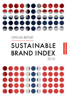 Sustainable Brand Index 2016 - Official Report Sweden - SB Insight Sverige