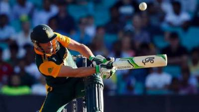AB de Villiers smashes 162 as South Africa humble hapless West Indies in World Cup clash | Stuff ...