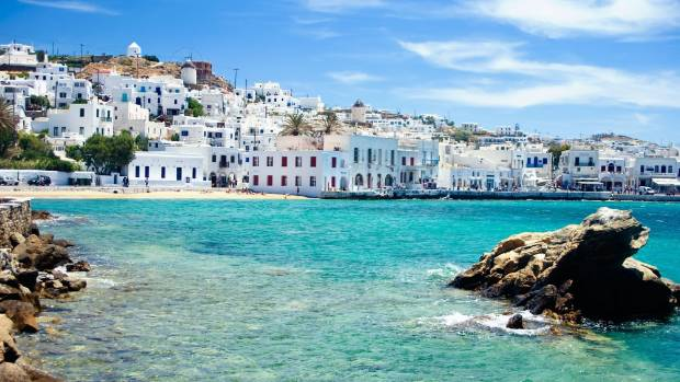 Mykonos  The hedonistic Greek island for the hip and rich   Stuff co nz Mykonos   where the rich and beautiful go to play