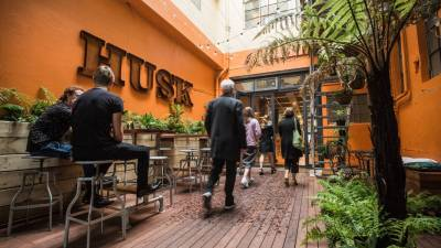 Restaurant review: Husk Bar & Eatery in Wellington | Stuff ...