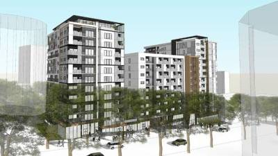 280-apartment social housing complex for central Auckland, 80 units to go on open market | Stuff ...