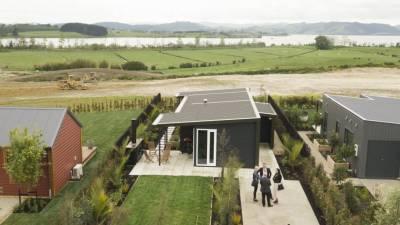 Housing and Urban Development Minister Phil Twyford announces 175 Kiwibuild homes for Waikato ...