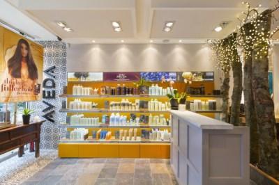 Aveda Lifestyle salon & Spa by Reis Design, London – UK ...