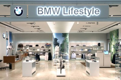 » BMW lifestyle store by Plajer & Franz Studio, Munich ...