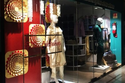 » aLL festive window by Future Lifestyle Fashion, Pan – India