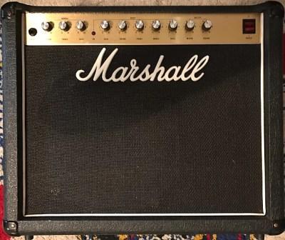 Marshall 5210 Vintage 1980's Guitar Combo Amp Jcm 800 Series   Reverb