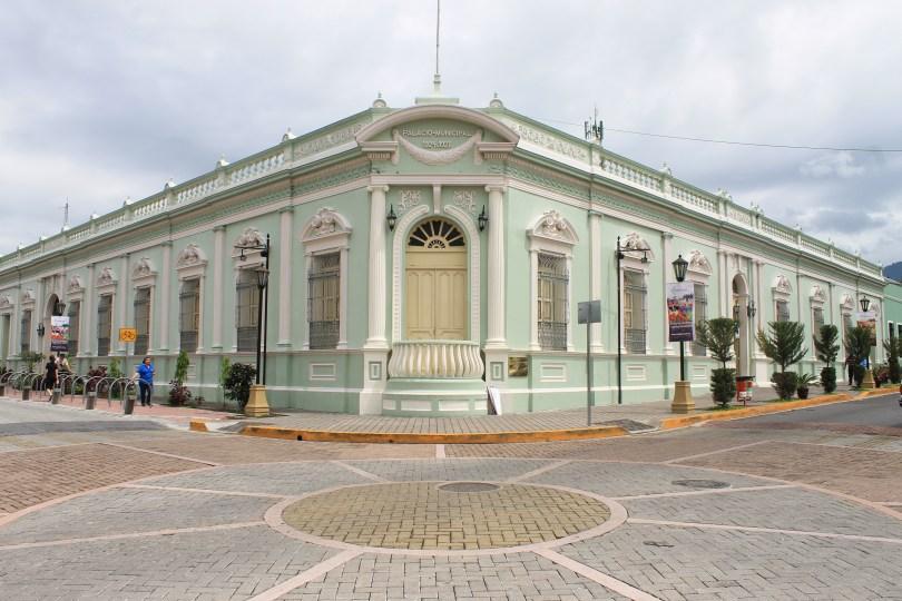 Palacio Municipal de Santa Tecla | REVISTA DEVACACIONES
