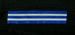#ORIT010 - Italy, ribbon for War Cross (Croce di guerra)
