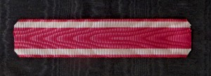 #ORGE027 - Germany, Hessen, ribbon for Honour Decoration