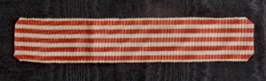 #ORGE030 - Germany, Bremen, ribbon for Hanseaten Cross, 1915 - 1918