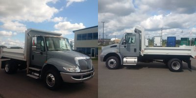 Richwil Truck Centre Ltd. - New Truck Inventory - Fredericton