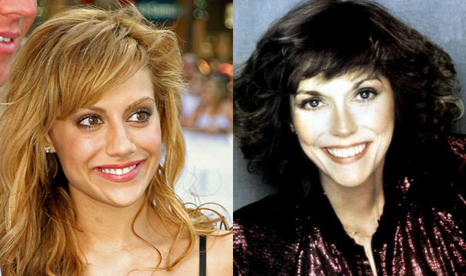 Brittany Murphy     the new Karen Carpenter      Rick s Launching Pad Brittany Murphy and Karen Carpenter