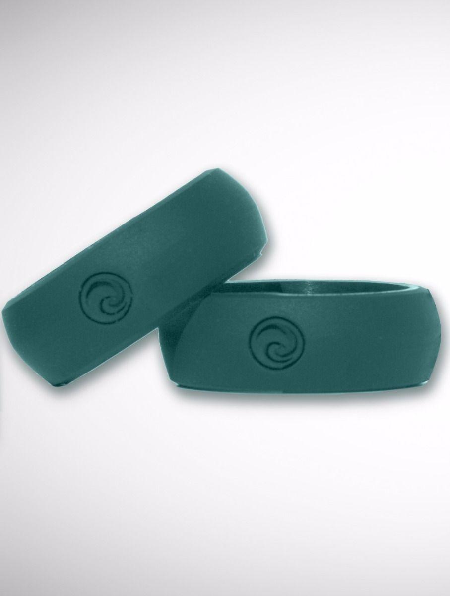 mens styles pine green non conductive wedding ring