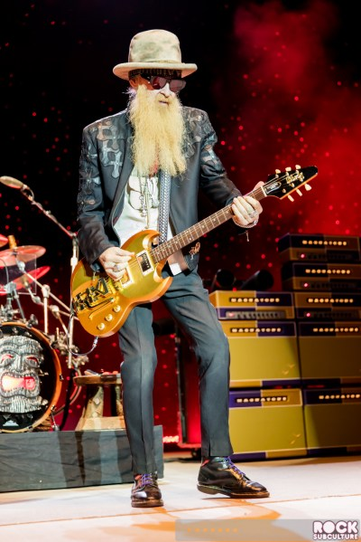 ZZ Top at Ironstone Amphitheatre | Murphy's, California | 9/30/2016 (Concert Review + Photos)