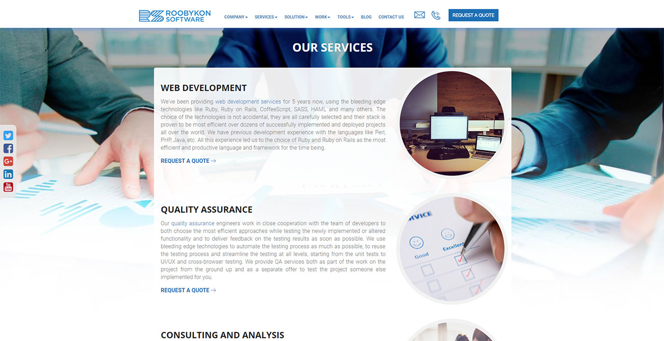 Custom Web Development Services Company - Our Service ...