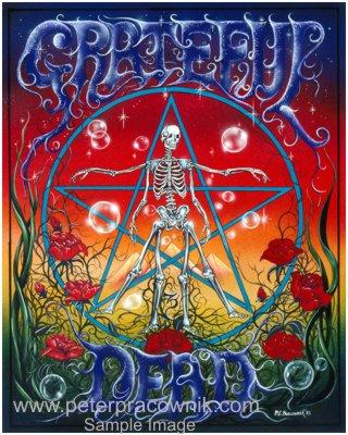 Naming of the Grateful Dead | Rosamond Press