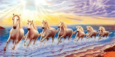 Running Horse Painting Vastu In Hindi - Defendbigbird.com