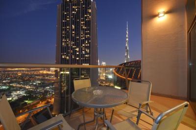 Apartment Vacation Bay - Liberty House DIFC, Dubai, UAE - Booking.com