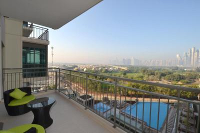 Apartment Vacation Bay - Panorama 7, Dubai, UAE - Booking.com