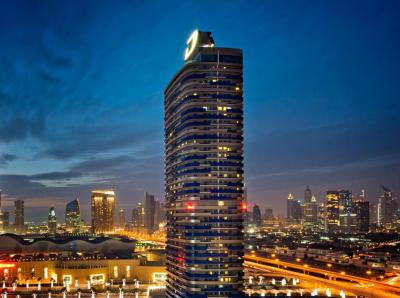Condo Hotel DAMAC Maison Dubai Mall Street, UAE - Booking.com