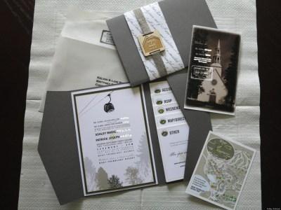 Wedding Invitation Ideas From Real Weddings (PHOTOS ...