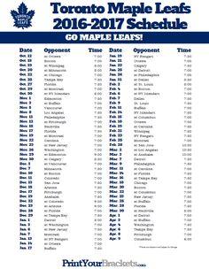 2016-2017 New York Rangers Schedule   Printable NHL Schedules   Pinterest   New york, New york ...