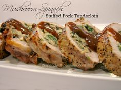 1000+ ideas about Stuffed Pork Tenderloins on Pinterest | Pork Tenderloins, Pork and Pork ...