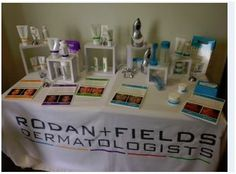 1000+ images about Rodan & Fields Display Ideas on Pinterest | Trade Show, Events and Display