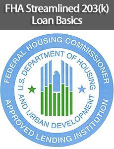 FHA Streamline Refinance Basics | Mortgage News | Pinterest