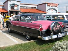 1000+ images about Art: Classic Cars 50's on Pinterest | Chevrolet bel air, Buick and Ford fairlane