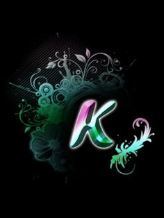 1000+ images about K is for Kari on Pinterest | Letter k, Monograms and Initials