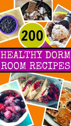 1000+ images about Dorm-Friendly Healthy Snacks on Pinterest | Microwaves, Dorm and Snacks