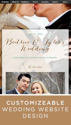 1000+ images about Wedding Website Designs on Pinterest ...