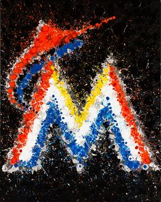 Miami Marlins iPhone Wallpaper Background | MLB WALLPAPERS | Pinterest | Miami, Miami marlins ...