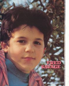 Fred Savage and Candace Cameron   Pass The Popcorn   Pinterest   Savages