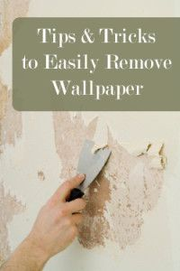 Tips and Tricks to Easily Remove Wallpaper -   I am, Dr. who and How to remove