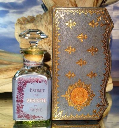 *VIOLETTE by ROGER GALLET* *VINTAGE 1 FL OZ -30 ML EXTRAIT ...
