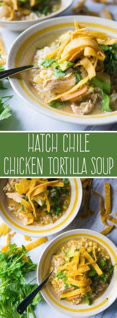 1000+ ideas about Authentic Tortilla Soup Recipe on Pinterest   Tortilla Soup Recipes, Black ...