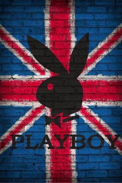 British Playboy! | BritChick | Pinterest | Union jack, Bunnies and Jack o'connell