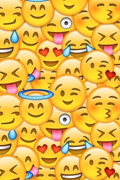 Many emoji | Emoji wallpapers | Pinterest | Collage, Emoji wallpaper and Emoji images