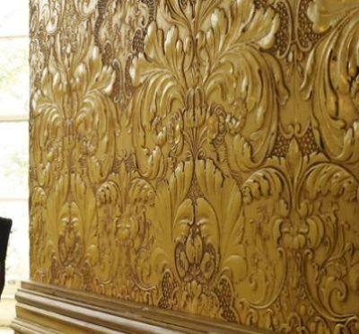 Italian Renaissance (RD 1952) - Lincrusta Wallpapers - The ultimate wallcovering - deeply ...