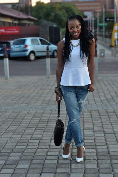 Street Style At 2013 Mercedes-Benz Fashion Week Joburg ...