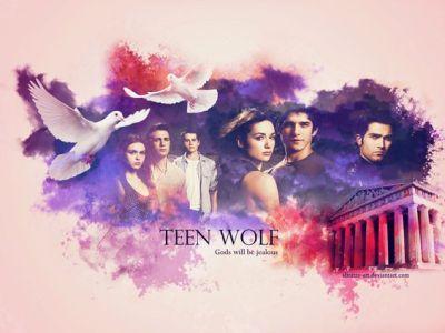 Teen wolf wallpaper (2) by Almitra-art.deviantart.com on @deviantART | Cast of Teen Wolf ...