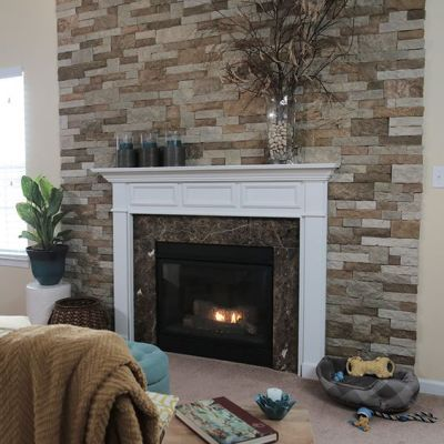 If you like the look of stonework but the project is daunting, consider faux stone veneer. It ...