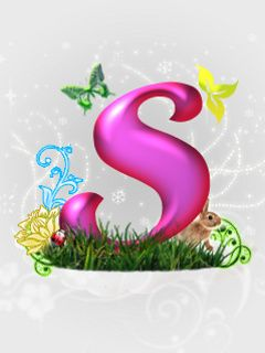 Letter S - Free Mobile Wallpaper | S is also for Sandy | Pinterest | Mobile wallpaper, Mobiles ...