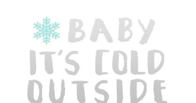 Baby It's Cold Outside | free winter iPhone 6 wallpaper | ♥ iPhone Wallpaper ♥ | Pinterest ...