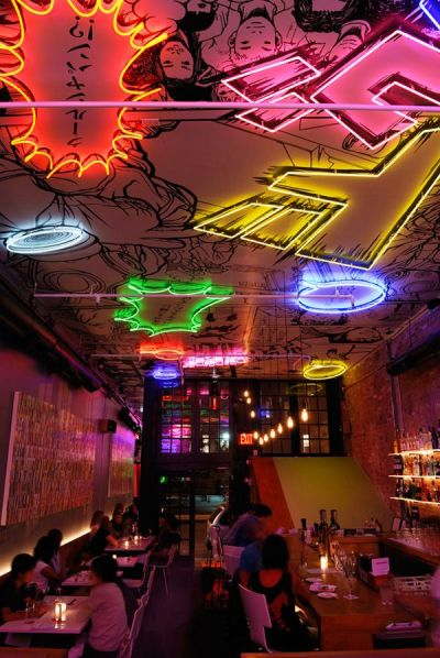 15 Must-see Restaurant Lighting Pins | Restaurant design, Cafe design and Bar lighting