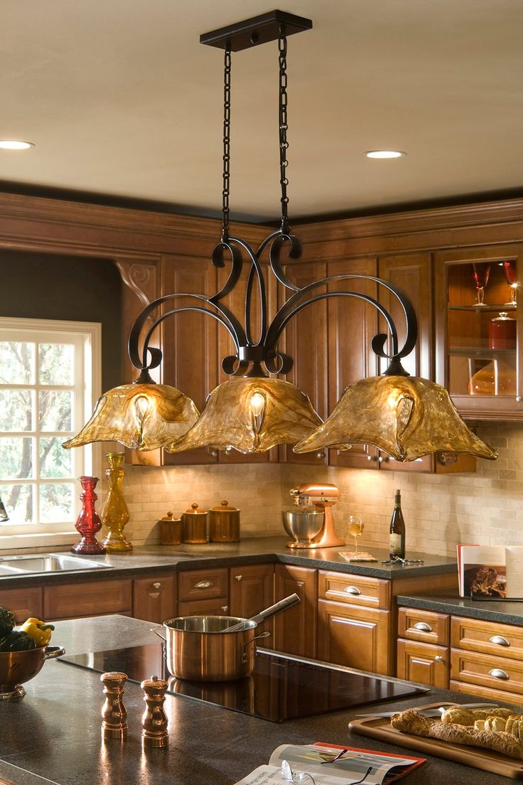 kitchen island lighting lighting for kitchen island Uttermost Vetraio Kitchen Island Light Fixture